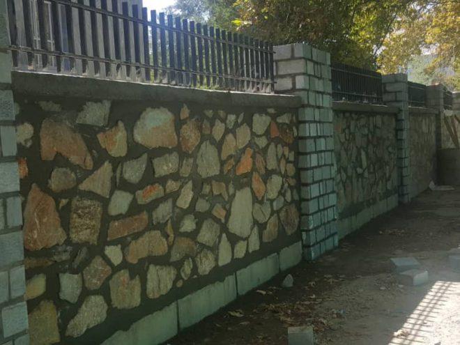 Stone Masonry of Presidency Western Wall